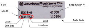 Jowitt & Rodgers Grade