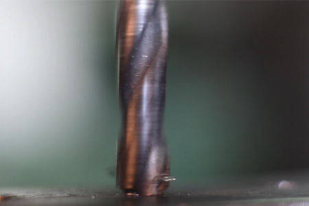 Drills & Tap Pins - round