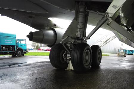 Aircraft and aerospace parts