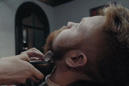 Barber Clippers, Razors & Scissors