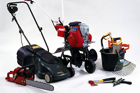 Grinding Wheels for Lawn & Garden Equipment